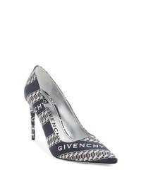Givenchy Canvas M Pump