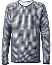 Jw anderson patterned sweater medium 116973