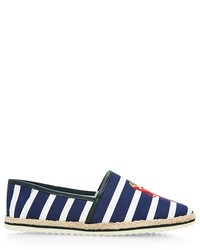 Navy and white espadrilles original 3260067
