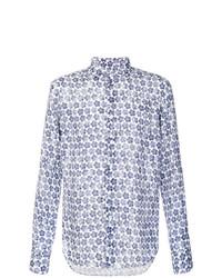 Xacus Floral Print Shirt