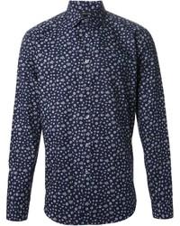 Paul Smith The Byard Floral Print Shirt