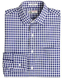 Thomas Mason For Jcrew Ludlow Slim Fit Shirt In Gingham