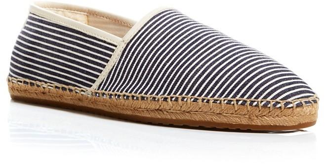 scarpe classiche anteprima di 60% economico $100, UGG Australia Kas Stripe Slip On Espadrille