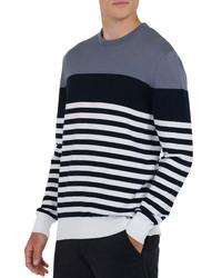 Barbour Brimlad Stripe Cotton Sweater
