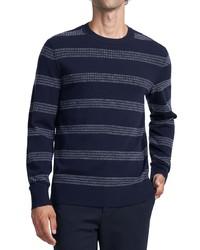 Theory Glennis Wool Cashmere Crewneck Sweater