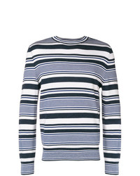A.P.C. Multi Stripe Sweater