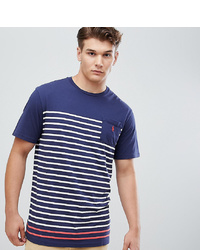 2b7d0b3848 Polo Ralph Lauren Custom Fit Striped T Shirt Out of stock · Polo Ralph  Lauren Big Tall Stripe T Shirt Pocket Polo Player In Navywhite