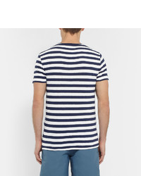 b9abbb28 Polo Ralph Lauren Slim Fit Striped Cotton Jersey T Shirt, $65 | MR ...