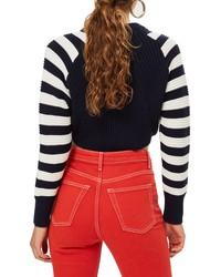 Topshop Super Crop Sweater