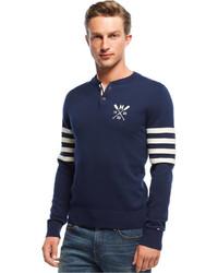 Jack henley sweater medium 259903