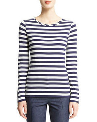 Anne Klein Striped T Shirt