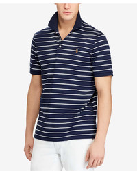 Polo Ralph Lauren Striped Classic Fit Soft Touch Polo
