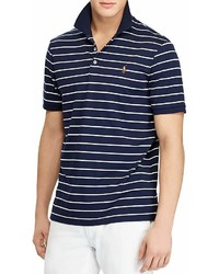 Polo Ralph Lauren Striped Classic Fit Soft Touch Polo Shirt