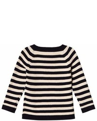 Fub Navy Stripe Baby Sweater