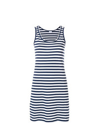 Ps By Paul Smith Long Striped Tank Top