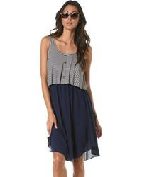 Thml Clothing Thml Stripe Top Dress