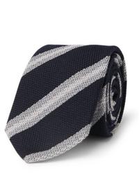 Brioni 8cm Wool And Silk Blend Tie