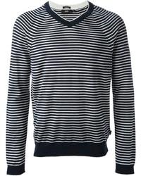 Hugo Boss Boss Striped Sweater