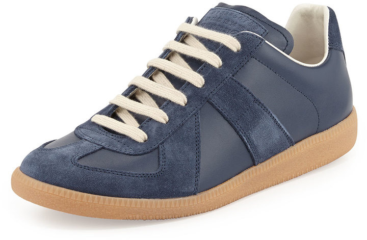 Replica Runner sneakers - Blue Maison Martin Margiela Order Cheap Price Sale Newest Free Shipping 100% Guaranteed For Sale Very Cheap wL3MA