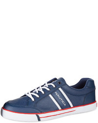 Nautica Perforated Hull Sneakers