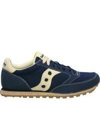 Saucony Jazz Low Pro Vegan Navy Fashion Sneakers