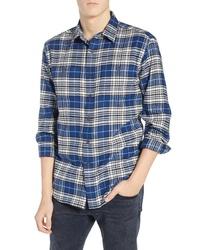 Pendleton Hawthorne Plaid Flannel Shirt