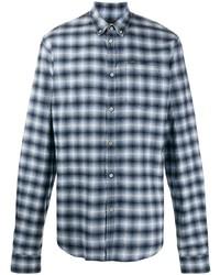 DSQUARED2 Plaid Long Sleeve Shirt