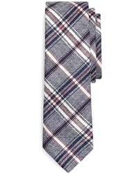 Brooks brothers plaid tie medium 38441