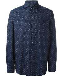 Boss Hugo Boss Polka Dot Shirt
