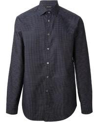 The byard polka dot formal shirt medium 20468