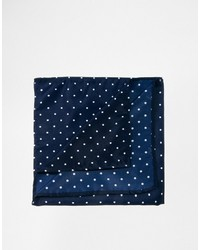 Asos Pocket Square With Polka Dot