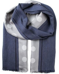 Polka dot scarf medium 187811