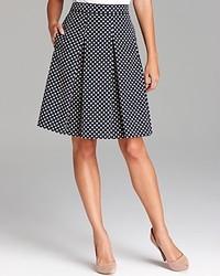 Basler Polka Dot Skirt Bloomingdales