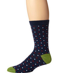 Sovereign Code Palm Springs Polka Dot Sock