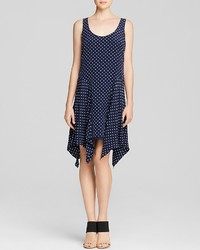 Polka dot silk dress bloomingdales medium 195364
