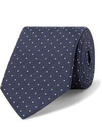 Paul Smith 6cm Pin Dot Silk Tie