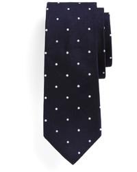 Brooks brothers dot slim tie medium 182043