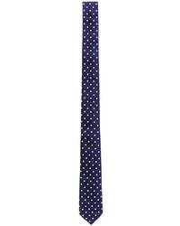 Paul Smith Polka Dot Silk Tie