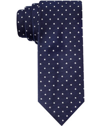 Tommy Hilfiger Slim Dot Doug Tie