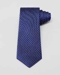 John Varvatos Solid Ground With White Dots Classic Tie