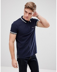 Esprit Polo With Zip Placket And