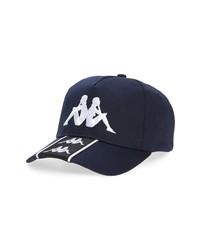 Kappa 222 Banda Baset Twill Baseball Cap