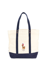 Polo Ralph Lauren Logoed Shopper Tote