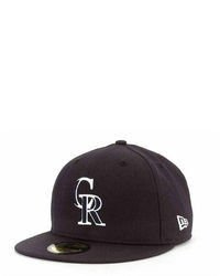 New Era Colorado Rockies C Dub 59fifty Cap