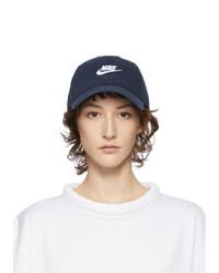 Nike Navy Heritage86 Cap