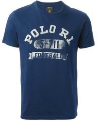 Polo Ralph Lauren Logo Print T Shirt