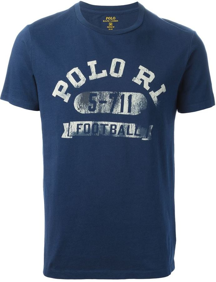 Polo Ralph Lauren Logo Print T Shirt | Where to buy & how to wear