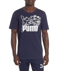 Puma Retro Sports T Shirt