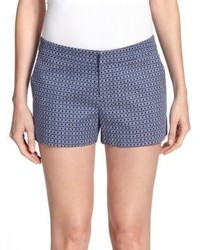Joie Isabeau Printed Cotton Shorts