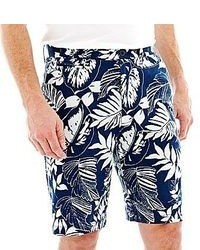 jcpenney Island Shores Printed Shorts
